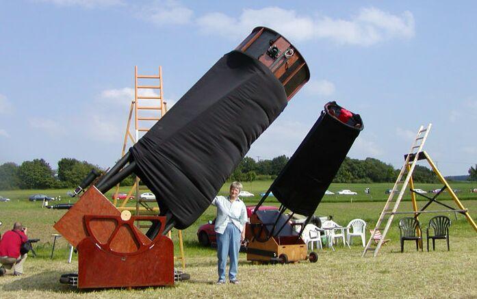 Build Own Telescope Kit