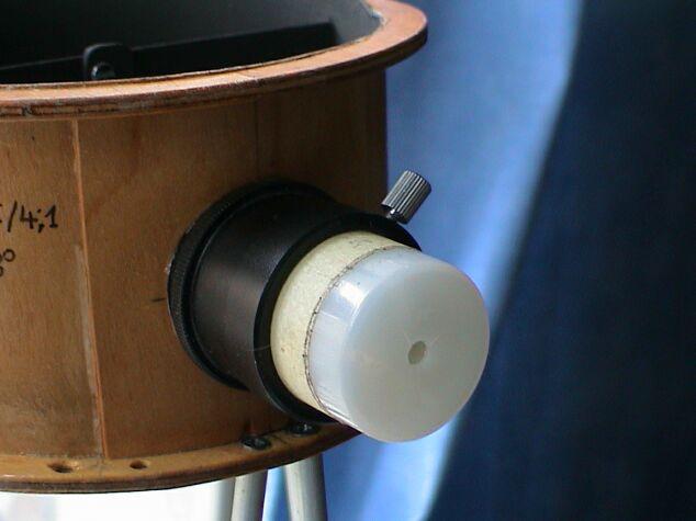 Teleskop express baader justierlaser für newton teleskope für